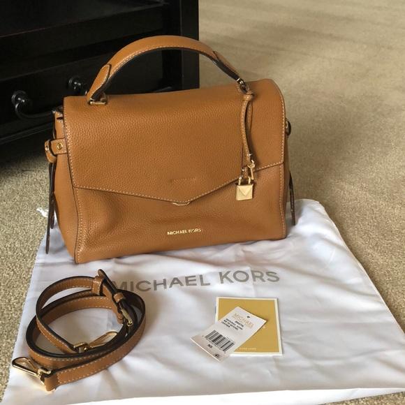 b880da58661a Michael Kors Bags | Satchel | Poshmark